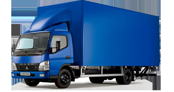 офисный переезд с грузовиком пятитонником 6.1 м